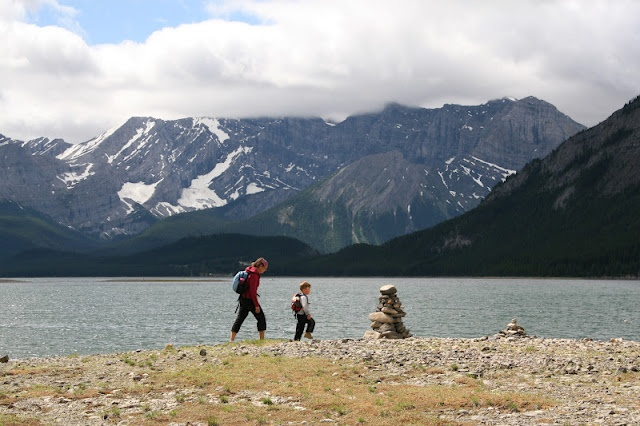 Family Adventures in the Canadian Rockies: Camping in Peter Lougheed Provincial Park