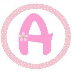 Alfabeto - Imprimibles de ballet. - Ideas y material gratis para fiestas y celebraciones Oh My Fiesta!