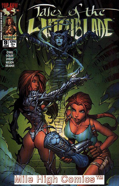 TALES OF THE WITCHBLADE (1996 Series) #9 Fine Comics Book | Tomb raider lara croft. Lara croft. Lara croft tomb