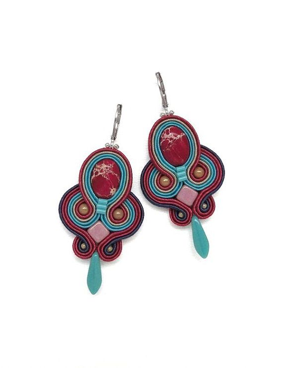 Orecchini Soutache Earrings