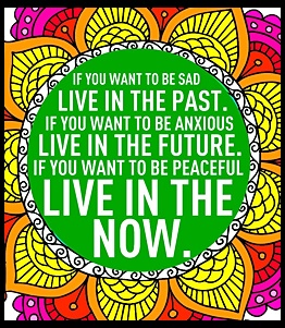 Live In The Now