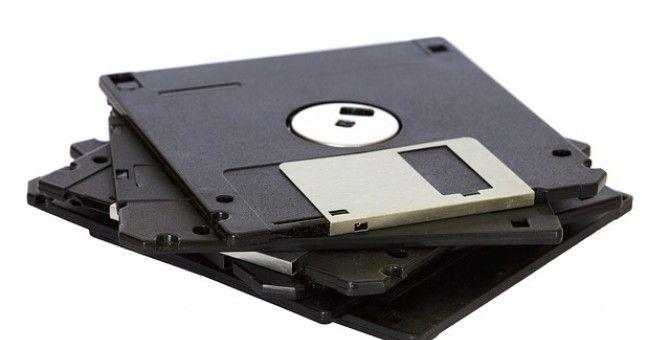 Do you still remember Floppy