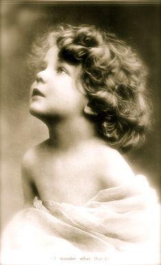 Vintage girl...