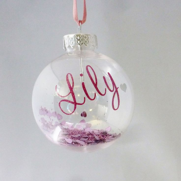 Personalized Christmas Ornaments Uk