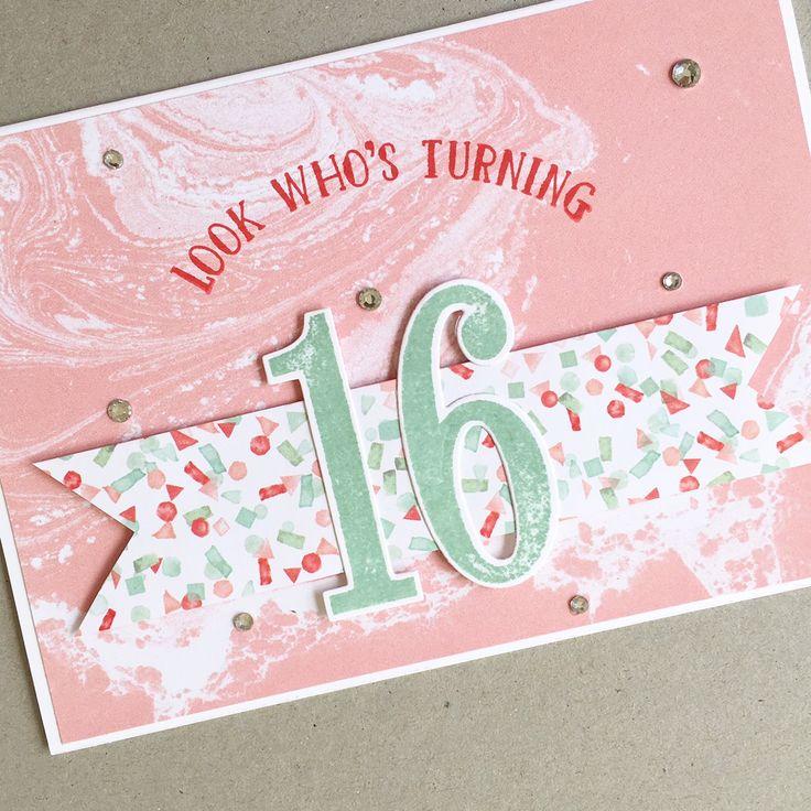 28 best sweet 16 images – Sweet 16 Birthday Card Ideas