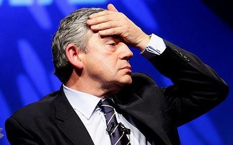 Gordon Brown's devo timetable unconstitutional according to House of Lords