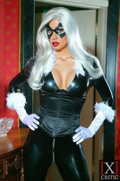 Marvel Black Cat Theme