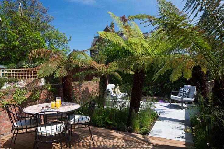 Image result for rich brothers garden designs garden rescue ferns