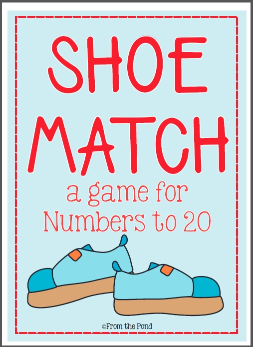 Viewing 1 - 20 of 50154 results for shoe match printable math game center  matching numbers