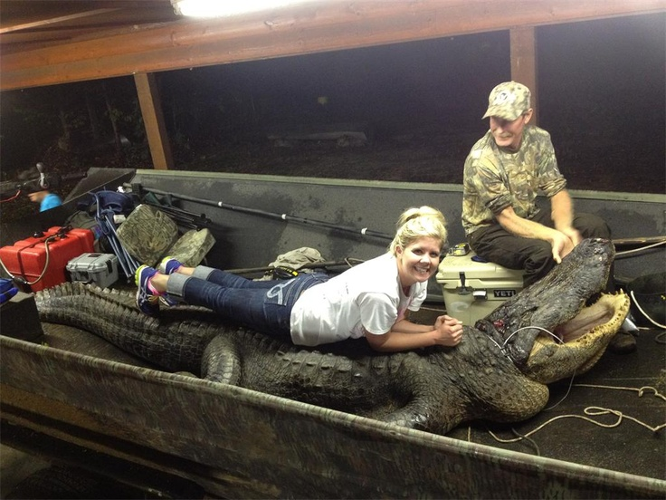 Prescott, Arkansas ~ Alligator season yields 13-foot, 3 ...