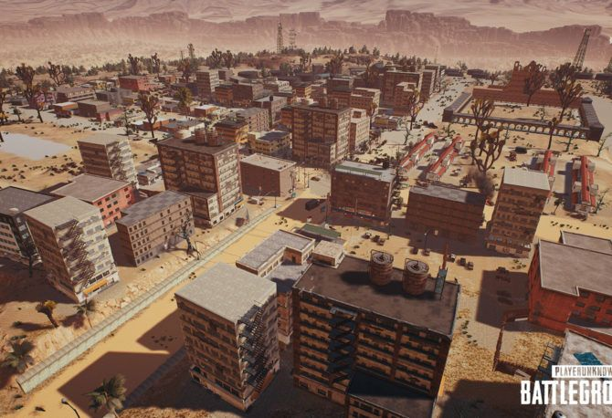 PlayerUnknowns Battlegrounds - Ausblick auf die neue Wüsten-Karte - #PlayerUnknownsBattlegrounds #PUBG #PlayerUnknown #PvP #OpenWorld #survivalgame #gaming #games #videospiele
