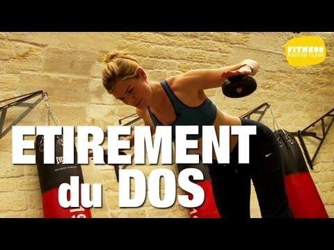 Après une séance de sport ou tout simplement pour se faire du bien, suivez les conseils de Lucile qui vous dévoile des exercices d'étirements du dos. Après c...