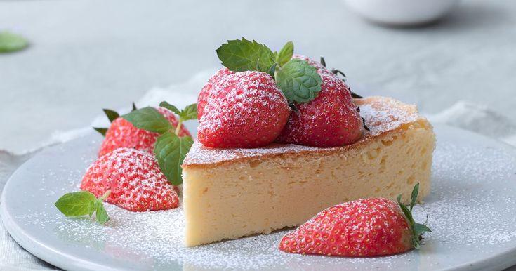 Prøv en spennende vri på den klassiske ostekaken. Japansk ostekake er søt, men samtidig frisk og god.