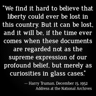 December 1952 | 25 historical quotes about the Declaration of Independence, July 4th and America | Deseret News