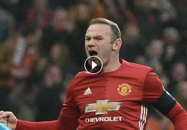 Video: Manchester United vs Reading FC Highlights - FA Cup, January 7, 2017. You are watching football / soccer highlights of FA Cup match: Manchester...