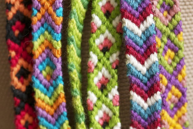 friendship braceletsFriendship Bracelets