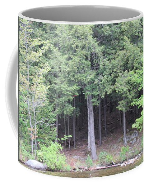 Green Forest Coffee Mug for Sale by Lyssjart Sj
