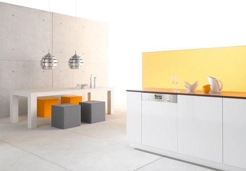 Con la nuova generazione di lavastoviglie G 5000, Miele detta ancora una volta gli standard per prestazioni, innovazione, praticità e design. E i consumi sono i più bassi di sempre: solo 7 litri d'acqua e 0,83 kWh per ciclo di lavaggio! http://www.leonardo.tv/hi-tech/lavastoviglie-miele-g-5000
