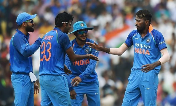 India To Rest More Star Players Ahead Of World Cup 2019 Kohli Might Be Rested For A Few More Odis In The Next Few Months All Eyes Are On Ne World