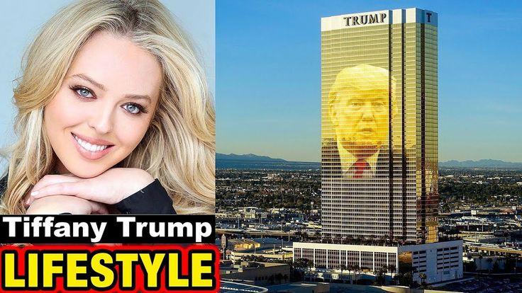 Donald Trump Daughter Tiffany Trump Lifestyle | Net Worth | Boyfriend | ...
