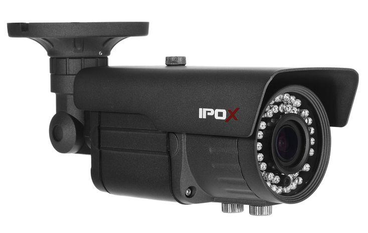 Kamera IPOX THD2240TV   Kamery tubowe IP ------------     Sony Exmor IMX222 2MPX  1920x1080 @ 25fps  #ip #cctv #camera #fullhd #ipox
