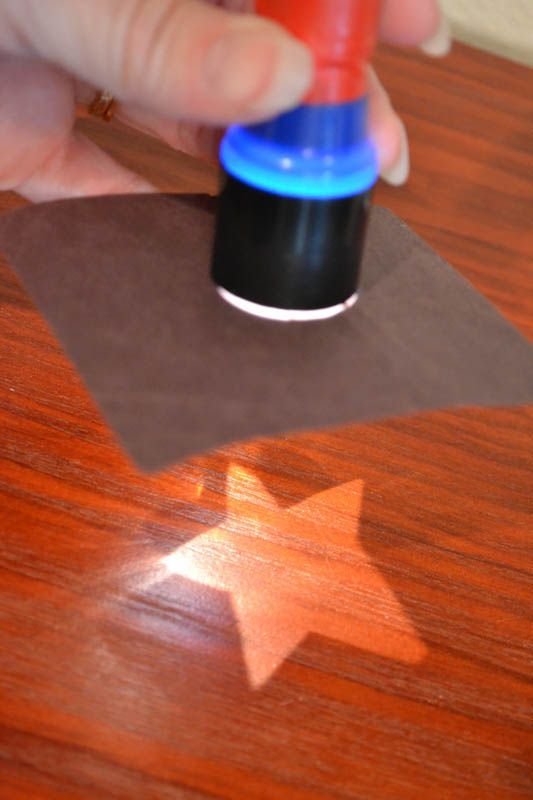 The Wise Men Followed the Star   Matthew 2:2-12     Materials:   Small Flashlight   Piece of black paper with a star cut out of the ce...