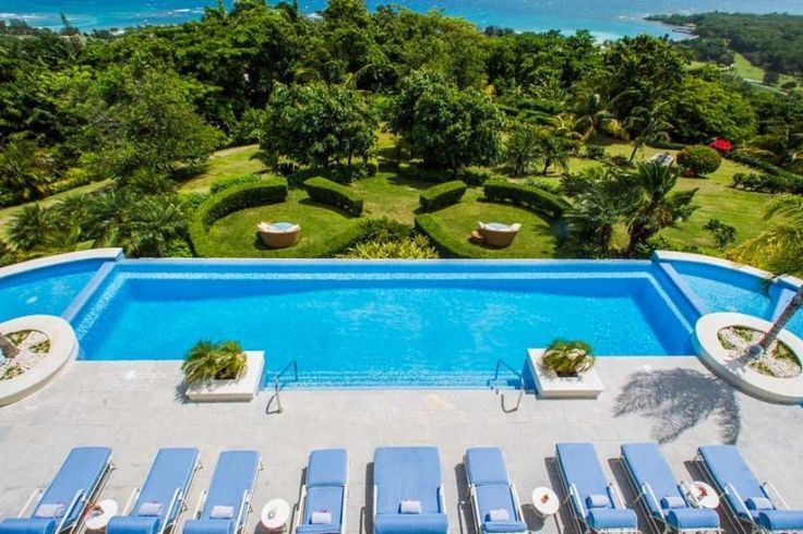 Twins Palms at Tryall Club, Montego Bay, Jamaica