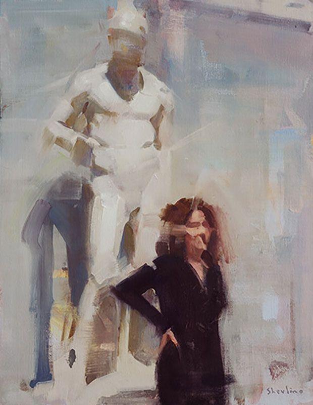 David Shevlino - The Harrison Gallery