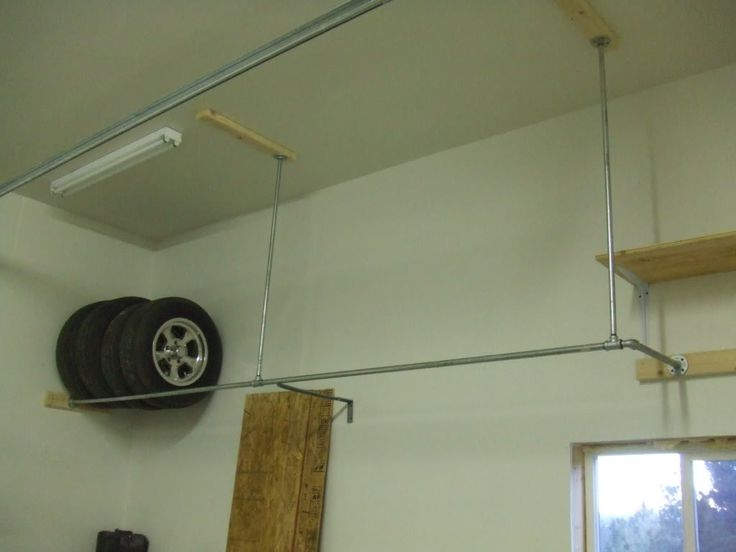 I need a rack to store my wheels and tires - Page 3 - The Garage Journal Board