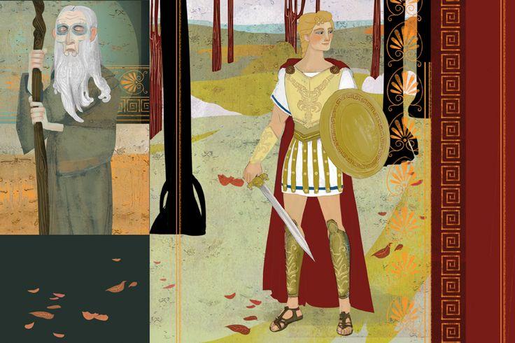 Giasone e gli argonauti SIMONA BURSI http://sibursi.tumblr.com/