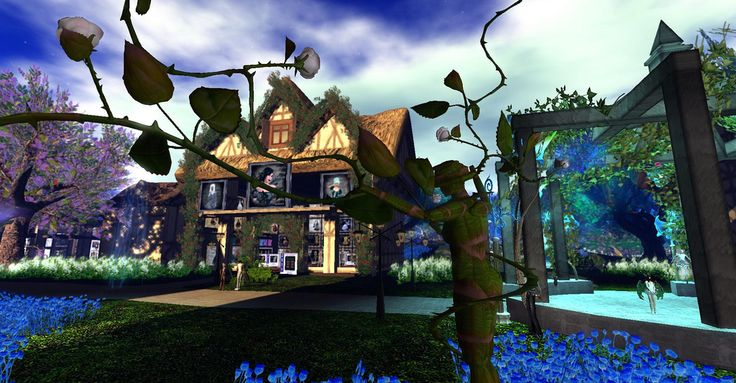 Fantasy Faire 2011 - Forest of Light_014