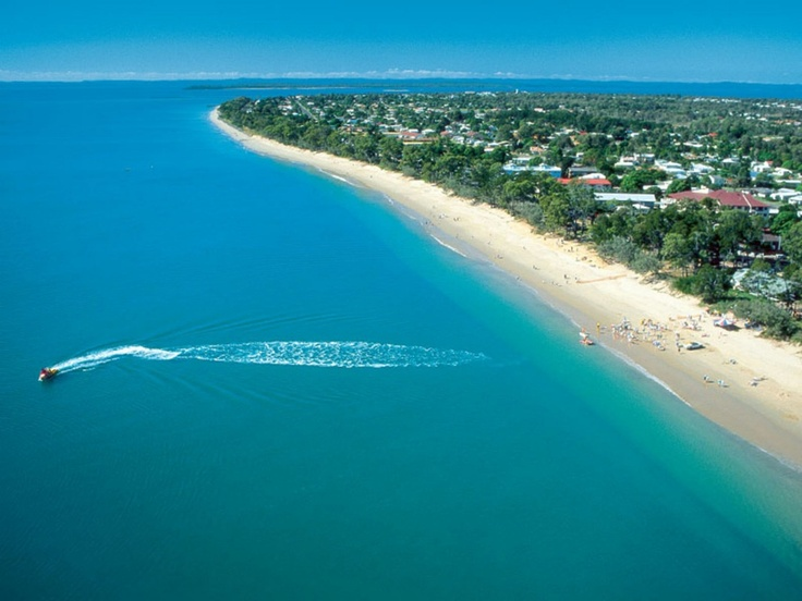 Hervey Bay   Queensland, Australia  Can't wait to live there so beautiful.