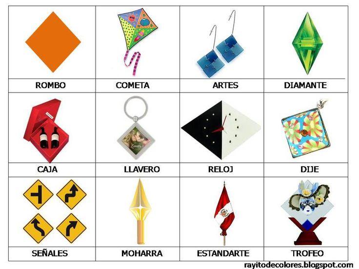 Figuras Geométricas ~ Rayito de Colores
