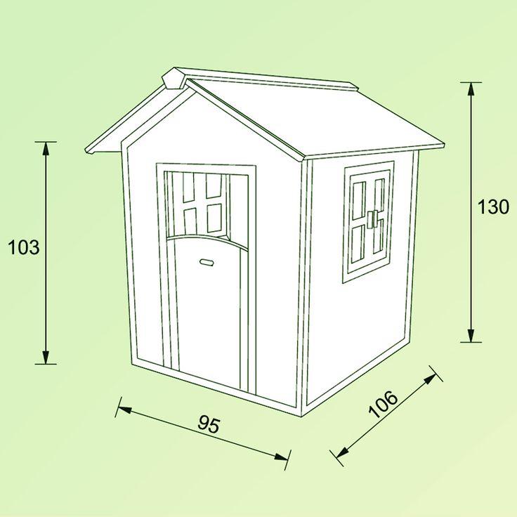 Oltre 25 fantastiche idee su progetti in legno per bambini for Idee portico florida