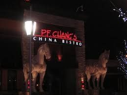 P.F. Chang's at Lexington's Fayette Mall