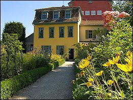 Friedrich Schillers Gartenhaus in Jena http://www.thueringen.info/jena-schillers-gartenhaus.html