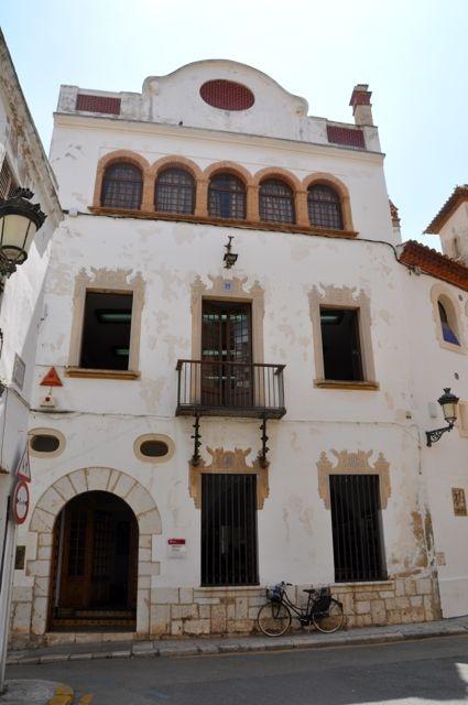 19 best images about sitges casco antiguo y sant sebasti - Arquitecto sitges ...