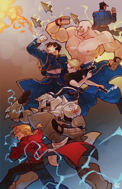Fullmetal Alchemist Brotherhood | #FMAB | #Anime