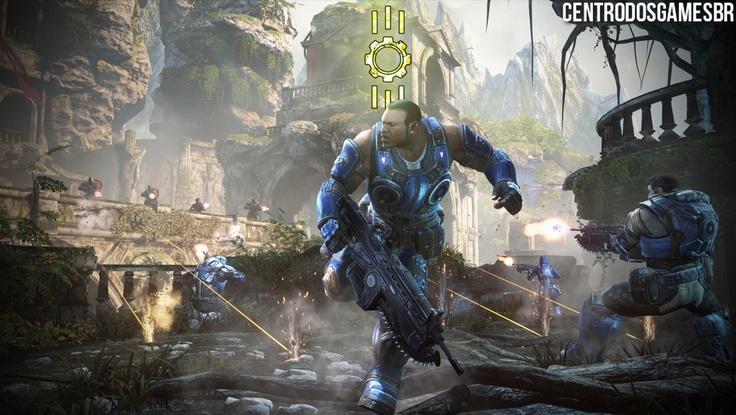 Gears of War Judgment DLC Lost City (06)