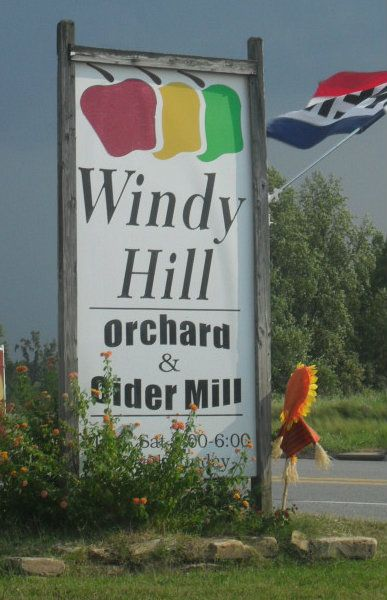 Windy Hill Orchard is Open for Apple Season — Fort Mill SC
