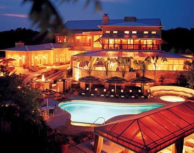 Lake Austin Spa Resort Texas Great Honeymoon Hotel For Activities