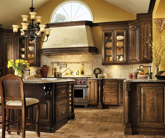 Kitchen Design With Cherry Cabinets: 41 Best Casual Style Cabinets Images On Pinterest