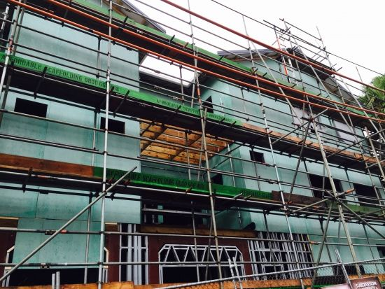 James Hardie's RAB Board Protects Against the Elements - EBOSS