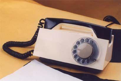 Telefonní přístroj