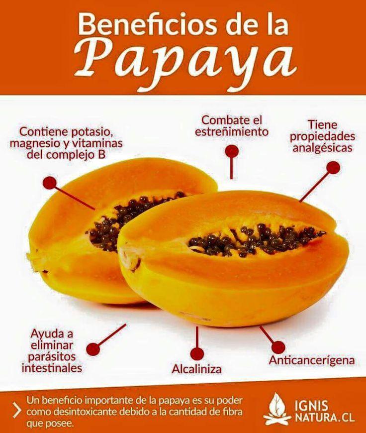 Cascara de papaya para bajar de peso