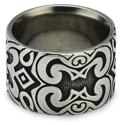 Cai Jewels C4081R/90/00 Mens 925 Sterling Silver Ring 0 Price Β£75,99