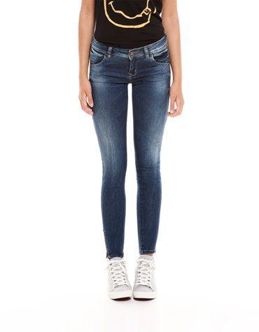 Bershka Colombia - Jeans BSK detalle lateral