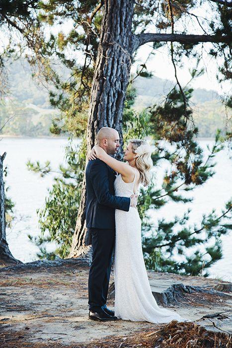 Claire & Ed – Peppermint Bay Tasmania » Lucid Photography & Design