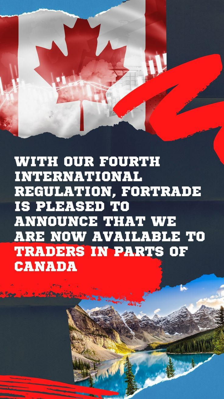 Fortrade Is Pleased To Announce That We Are Now Regulated By The