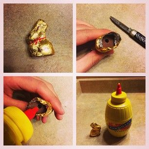 """Easter candy is already on the shelves…you may as well put it to """"good"""" use. 